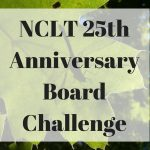 Image of NCLT 25th Anniversary Board Challenge Logo