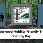 Mobility Friendly Trail Opening Day