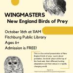 WINGMASTERS: New England Birds of Prey